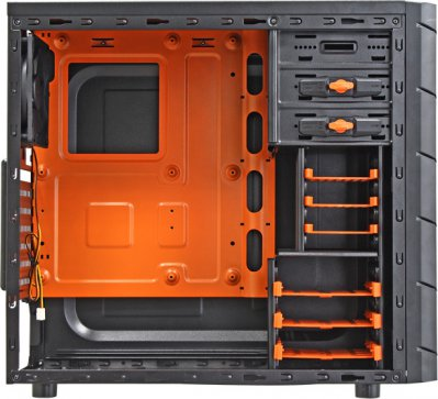 Cougar Archon Case - inside