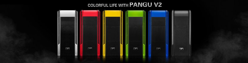 Deepcool Pangu V2 colors